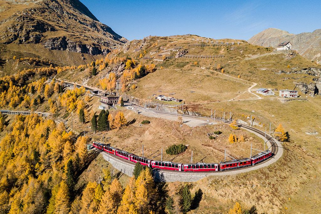 ferrovia retica